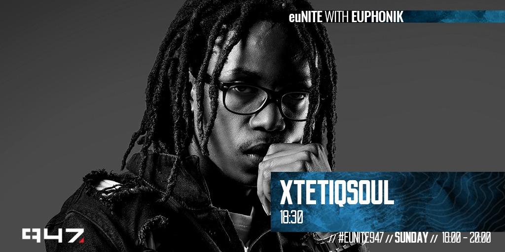 XtetiQsoul- Guestmix for 94.7FM