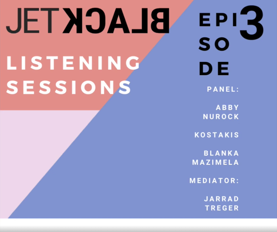 JetBlack Listening Sessions Ep. 3: Cornelius – Free Your Mind feat. Jordan Arts