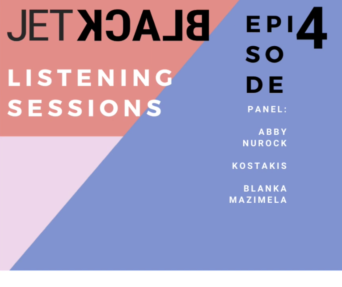 JETBLACK Listening Sessions – Ep. 4: Thor Rixon – Harder Baby