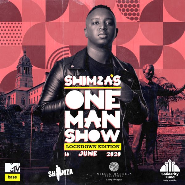 Shimza's One Man Show – The Lockdown Edition